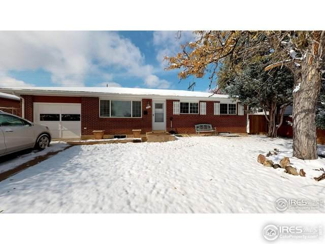 1431 28th Ave, Greeley, CO 80634 (MLS #932692) :: J2 Real Estate Group at Remax Alliance