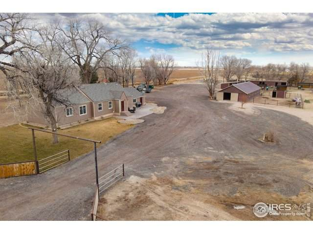 19515 County Road 78, Eaton, CO 80615 (MLS #932703) :: J2 Real Estate Group at Remax Alliance