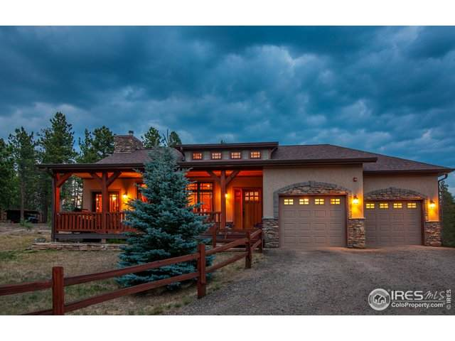 440 Grizzly Dr, Ward, CO 80481 (MLS #932714) :: Tracy's Team