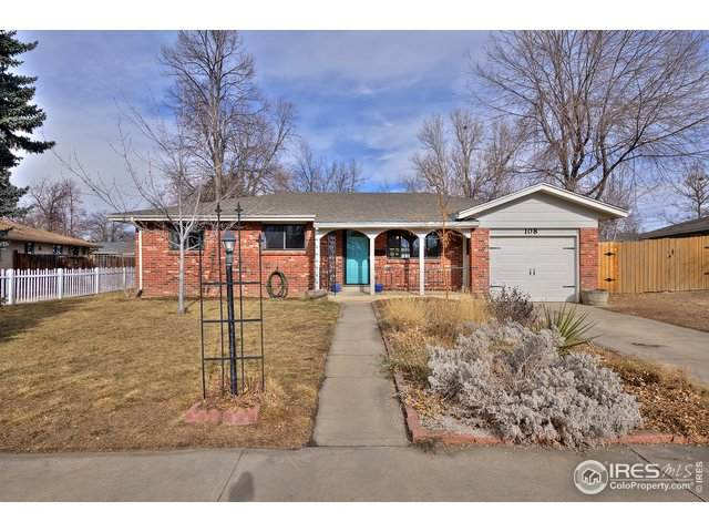 108 Fairbanks St, Longmont, CO 80504 (MLS #932715) :: Downtown Real Estate Partners