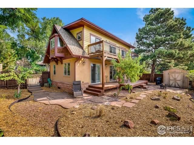 3345 Broadway St #2, Boulder, CO 80304 (MLS #932736) :: Jenn Porter Group
