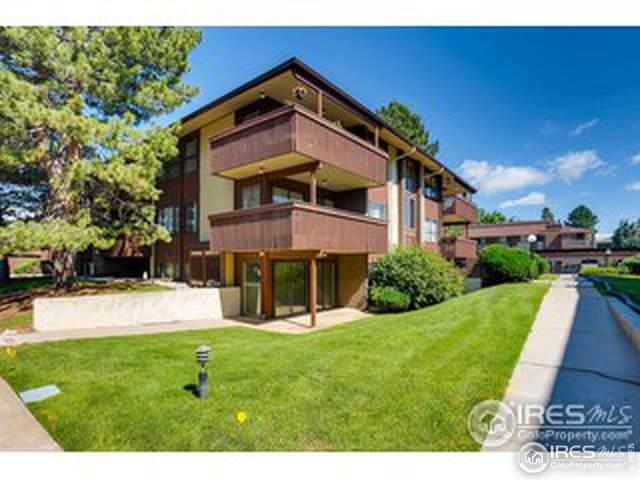 500 N Manhattan Dr C-3, Boulder, CO 80303 (MLS #932739) :: J2 Real Estate Group at Remax Alliance