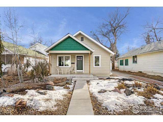 426 W 3rd St, Loveland, CO 80537 (MLS #932774) :: J2 Real Estate Group at Remax Alliance
