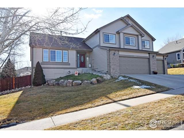 4324 Foothills Dr, Loveland, CO 80537 (#932778) :: The Margolis Team