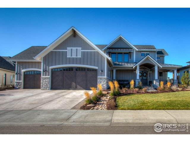 4069 Grand Park Dr, Timnath, CO 80547 (#932782) :: Realty ONE Group Five Star