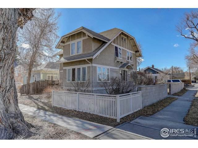 121 Garfield St, Fort Collins, CO 80524 (#932784) :: Hudson Stonegate Team