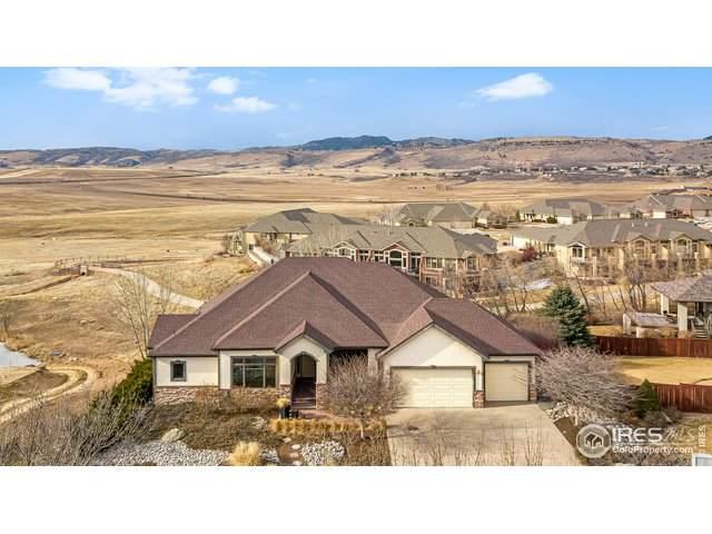 4709 Prairie Ridge Dr, Fort Collins, CO 80526 (#932800) :: Hudson Stonegate Team
