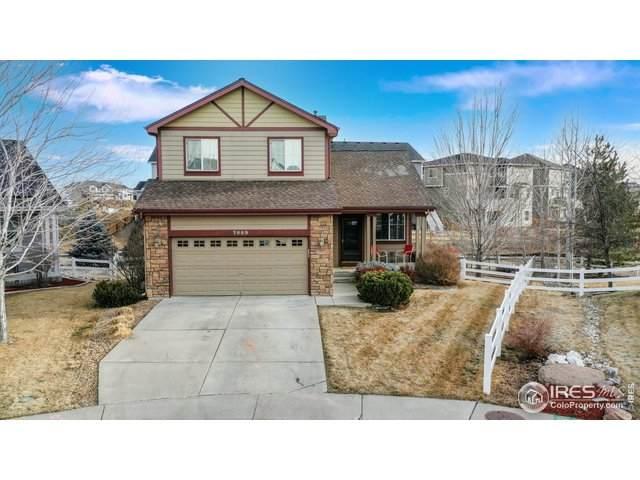 7008 Shangri-La Ct, Fort Collins, CO 80526 (MLS #932817) :: Downtown Real Estate Partners