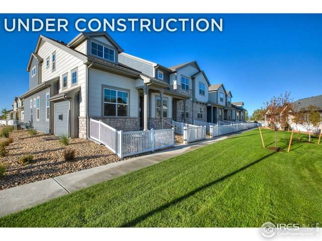 5551 Cromwell Ct #4, Windsor, CO 80528 (#932828) :: My Home Team