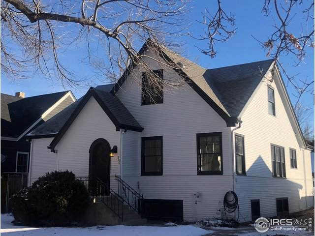 806 Peterson St, Fort Collins, CO 80524 (MLS #932858) :: Downtown Real Estate Partners