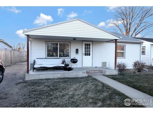 207 N 7th Ave, Sterling, CO 80751 (MLS #932874) :: Re/Max Alliance