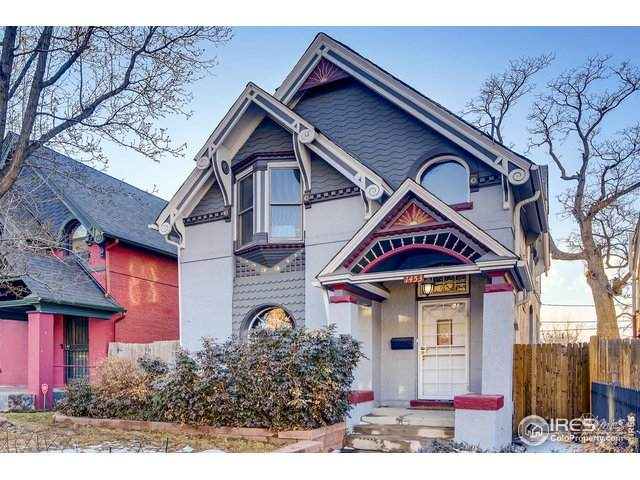 1453 N Downing St, Denver, CO 80218 (MLS #932884) :: Colorado Home Finder Realty