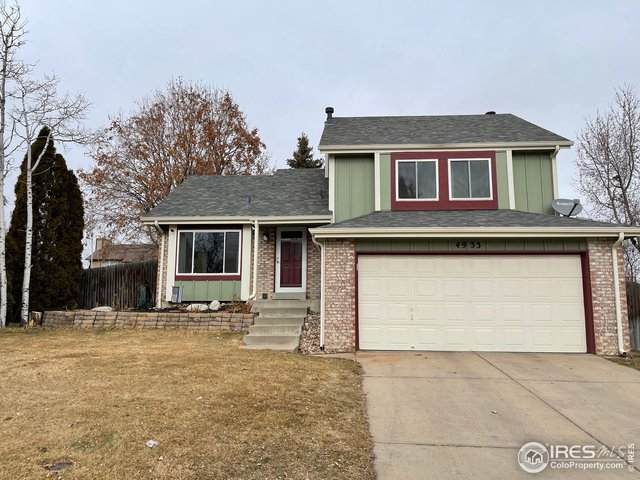 4933 W 8th St, Greeley, CO 80634 (#932888) :: Mile High Luxury Real Estate