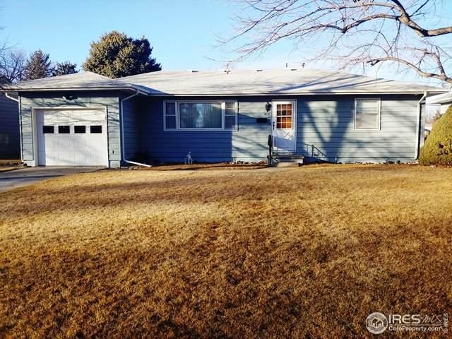 814 Fairhurst St, Sterling, CO 80751 (MLS #932893) :: 8z Real Estate