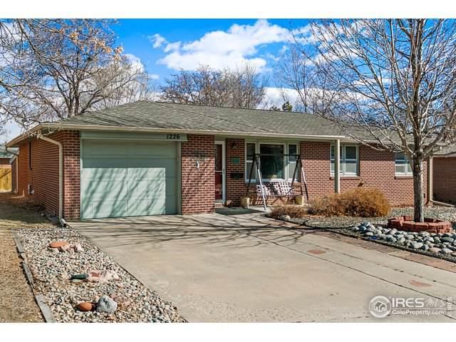 1226 Linden St, Longmont, CO 80501 (MLS #932896) :: J2 Real Estate Group at Remax Alliance
