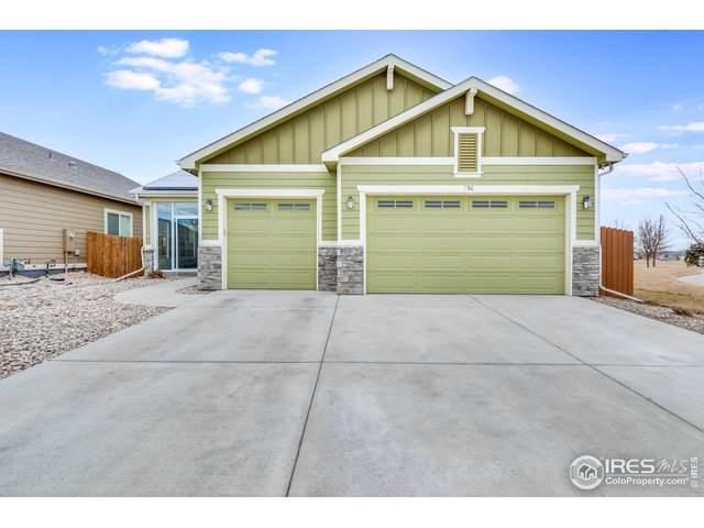 790 Village Dr, Milliken, CO 80543 (#932899) :: Mile High Luxury Real Estate