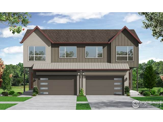 5830 Grandville Ave Unit A, Longmont, CO 80503 (#932911) :: Mile High Luxury Real Estate