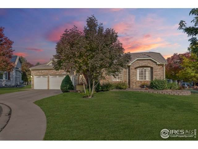 4716 Castle Cir, Broomfield, CO 80023 (MLS #932946) :: J2 Real Estate Group at Remax Alliance