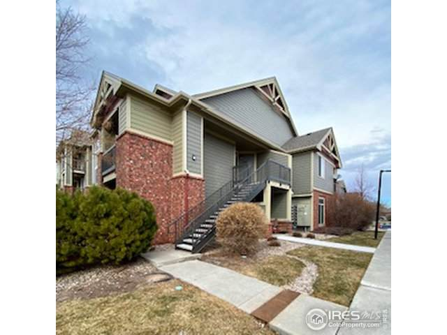 2133 Krisron Rd A205, Fort Collins, CO 80525 (MLS #932951) :: Downtown Real Estate Partners