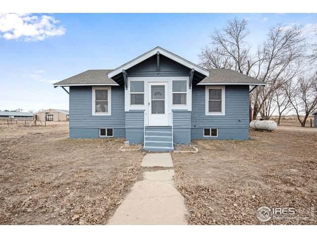 18473 County Road 43, La Salle, CO 80645 (MLS #932982) :: 8z Real Estate