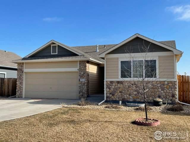 2914 Avocado Ave, Greeley, CO 80631 (MLS #932990) :: 8z Real Estate