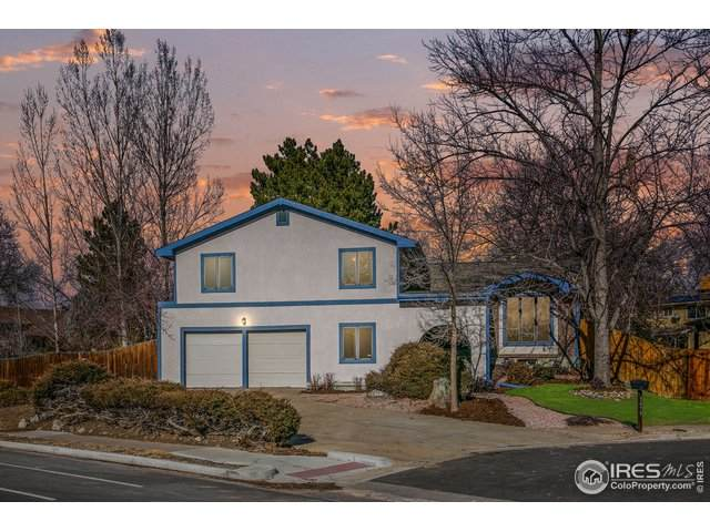 7479 N Pomona Dr, Arvada, CO 80003 (MLS #932991) :: Downtown Real Estate Partners