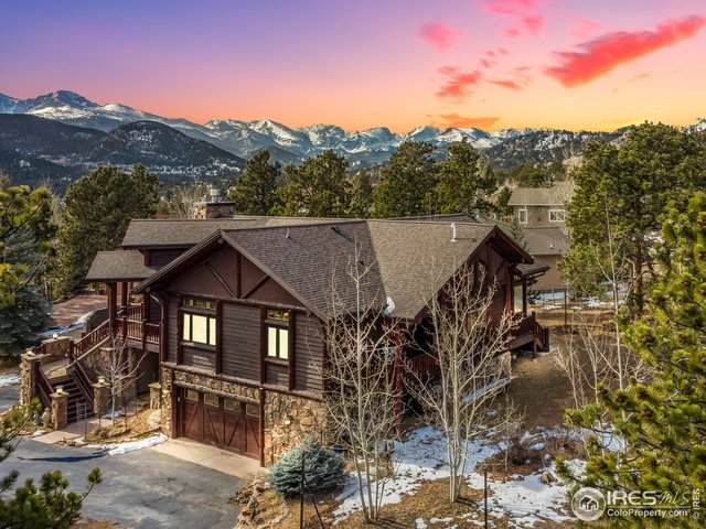 699 Findley Ct, Estes Park, CO 80517 (MLS #932995) :: J2 Real Estate Group at Remax Alliance