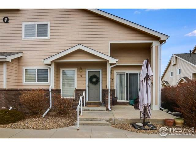 1601 Great Western Dr #5, Longmont, CO 80501 (MLS #933010) :: Tracy's Team