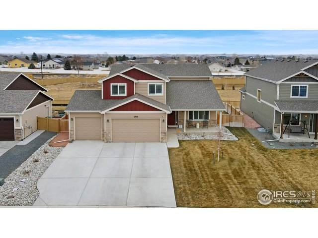 6848 Sage Meadows Dr, Wellington, CO 80549 (#933068) :: Realty ONE Group Five Star
