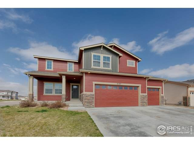 2167 74th Ave Ct, Greeley, CO 80634 (MLS #933106) :: Downtown Real Estate Partners