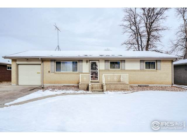 612 Columbia Rd, Fort Collins, CO 80525 (MLS #933110) :: 8z Real Estate