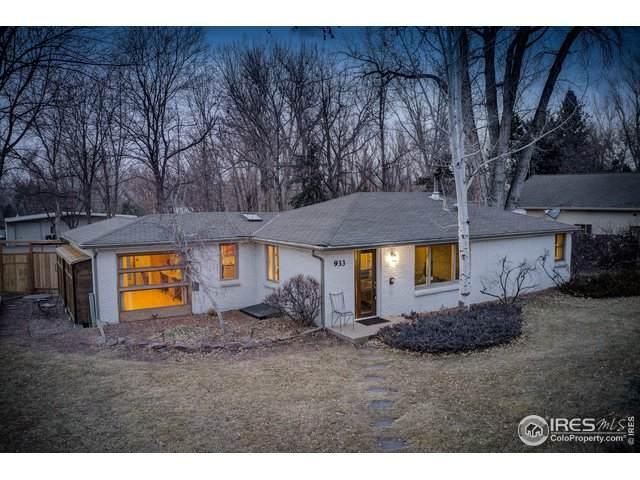 933 Cherryvale Rd, Boulder, CO 80303 (MLS #933115) :: 8z Real Estate