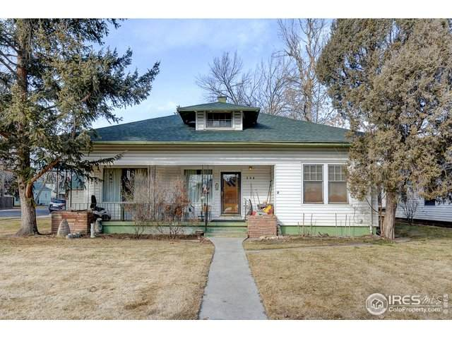 607 E 7th St, Loveland, CO 80537 (MLS #933117) :: Re/Max Alliance