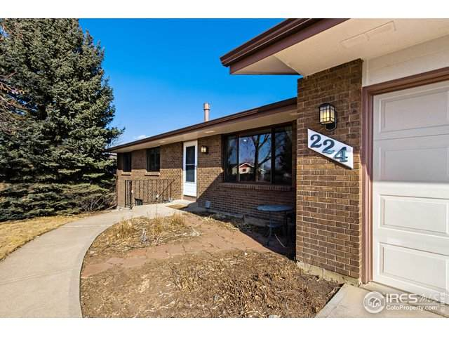 224 Bradley Dr, Fort Collins, CO 80524 (MLS #933140) :: Downtown Real Estate Partners