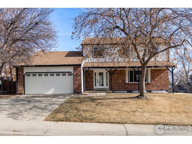 1420 N Franklin Ct, Louisville, CO 80027 (#933141) :: James Crocker Team