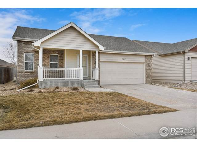 384 Buffalo Dr, Windsor, CO 80550 (MLS #933195) :: Downtown Real Estate Partners