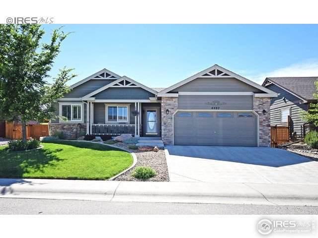 4487 Stump Ave, Loveland, CO 80538 (MLS #933212) :: Downtown Real Estate Partners