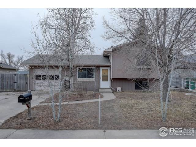 1518 39th St, Evans, CO 80620 (#933217) :: Hudson Stonegate Team