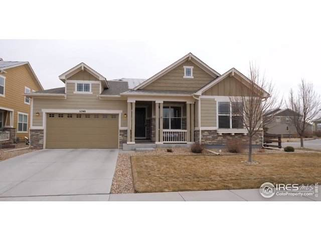 5740 Coppervein St, Fort Collins, CO 80528 (MLS #933218) :: Downtown Real Estate Partners