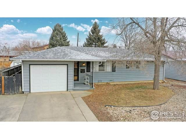 1107 E 15th St, Loveland, CO 80538 (MLS #933221) :: Downtown Real Estate Partners