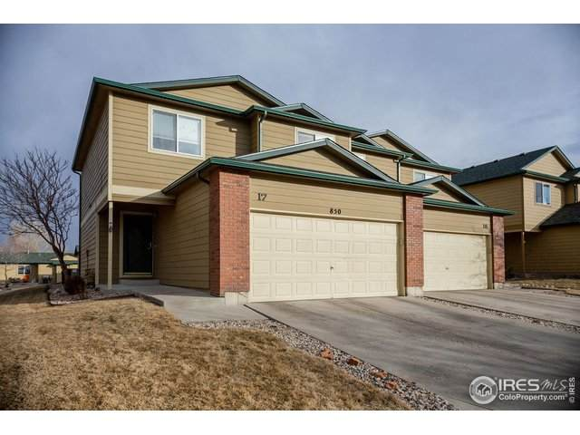 850 S Overland Trl #17, Fort Collins, CO 80521 (MLS #933223) :: Re/Max Alliance