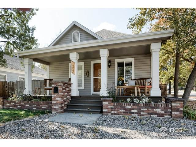 503 Whedbee St, Fort Collins, CO 80524 (MLS #933224) :: Downtown Real Estate Partners