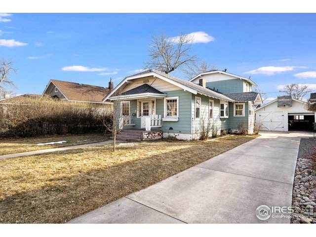 524 W 3rd St, Loveland, CO 80537 (#933229) :: Mile High Luxury Real Estate
