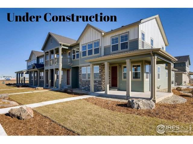 2601 Stage Coach Dr B, Milliken, CO 80543 (MLS #933250) :: Downtown Real Estate Partners