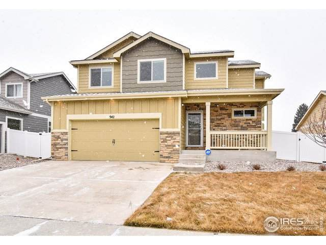 942 Scotch Pine Dr, Severance, CO 80550 (#933261) :: Realty ONE Group Five Star