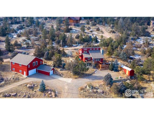 113 Choctaw Rd, Lyons, CO 80540 (MLS #933284) :: Downtown Real Estate Partners