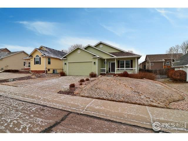 317 53rd Ave, Greeley, CO 80634 (MLS #933293) :: Downtown Real Estate Partners
