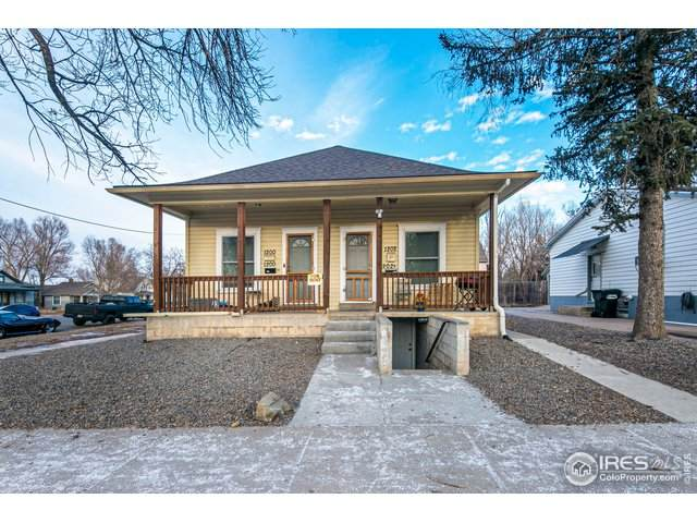 1200 14th Ave, Greeley, CO 80631 (#933305) :: Hudson Stonegate Team