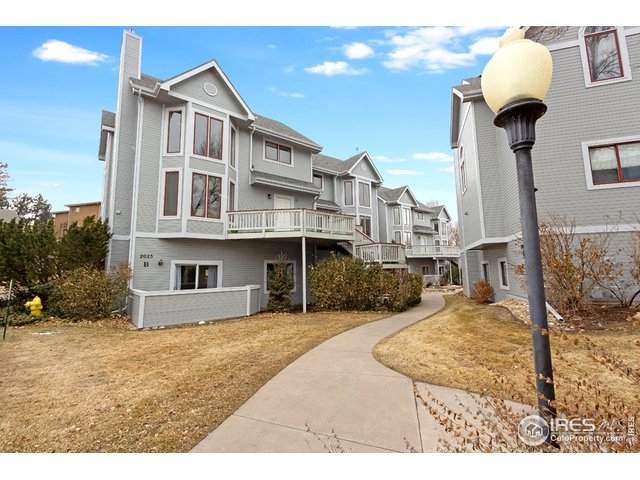 2025 Matthews St #3, Fort Collins, CO 80525 (MLS #933331) :: Tracy's Team
