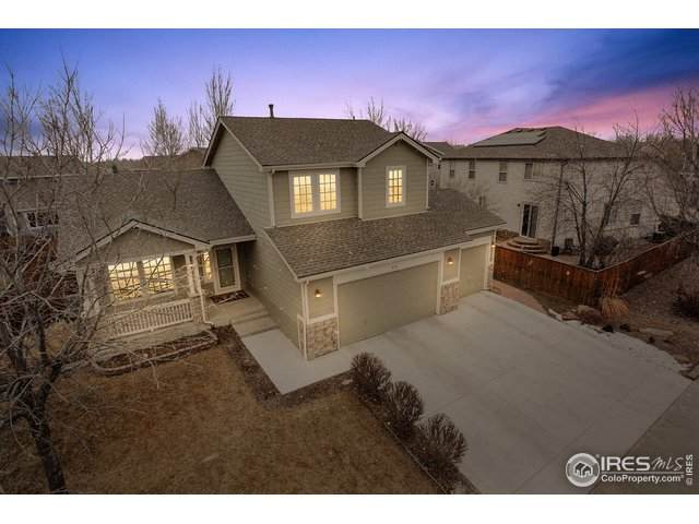 872 Glenarbor Cir, Longmont, CO 80504 (MLS #933333) :: Colorado Home Finder Realty